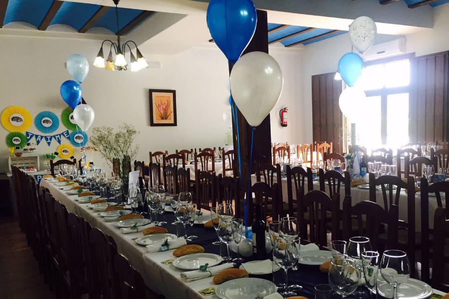 Cumpleaños en Caniles, Granada por La Cocina de Inma