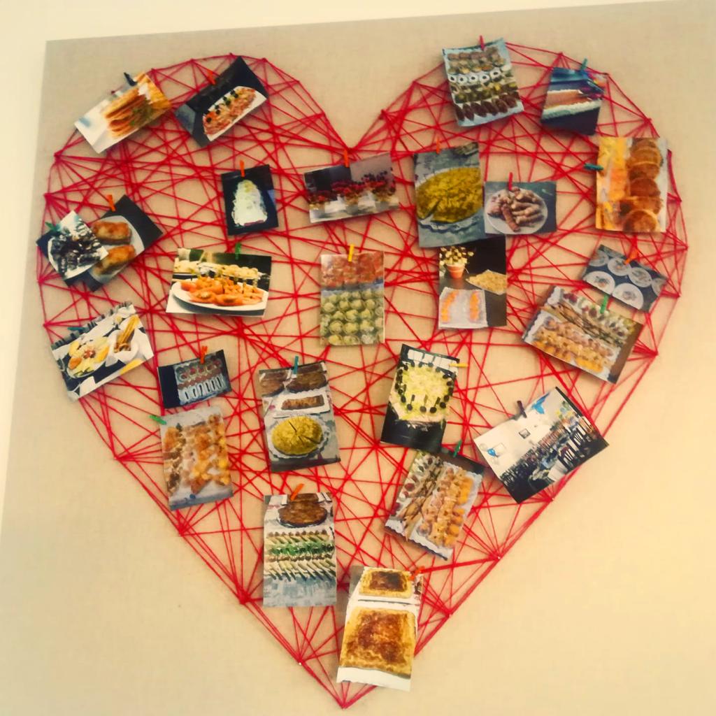 El corazón de La Cocina de Inma con amor