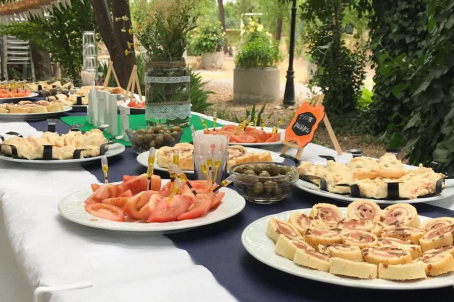 Eventos al aire libre por La Cocina de Inma