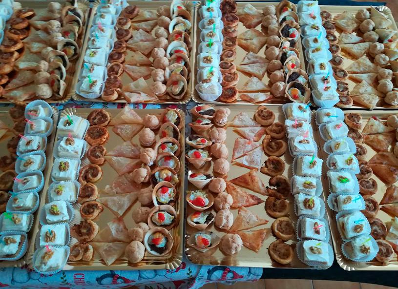 Canapés para eventos por La Cocina de Inma