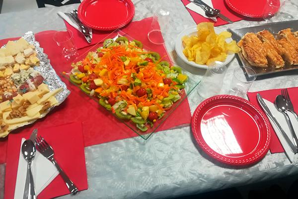 Catering para eventos en La Cocina de Inma