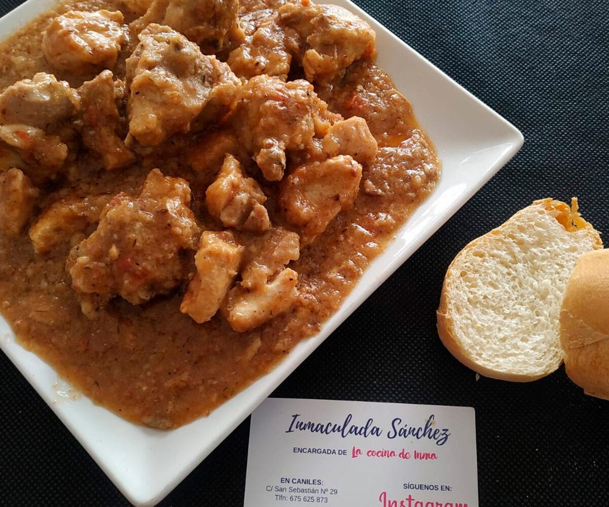 Comida para llevar en Caniles por La Cocina de Inma