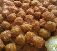 Las albóndigas de La Cocina de Inma