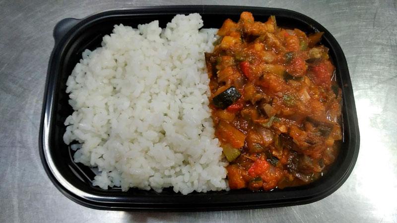 Arroz con verduras comidas para lleva en Caniles con La Cocina de Inma