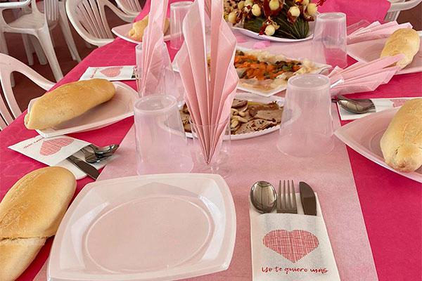 Catering para eventos La Cocina de Inma Caniles canapés diferentes
