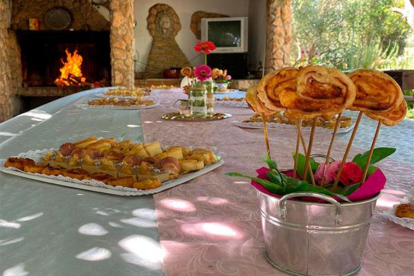 Catering para eventos para empresas y particulares La Cocina de Inma Calines
