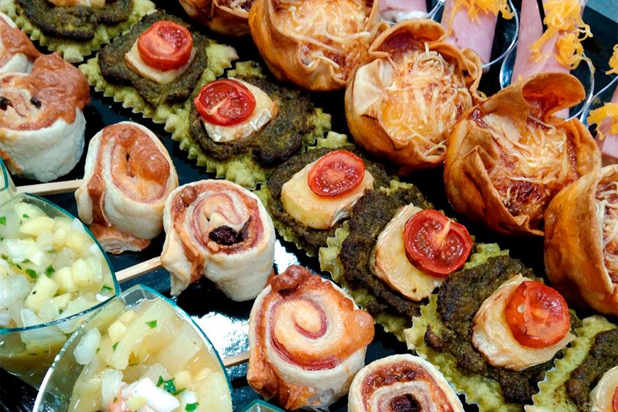Catering para eventos La Cocina de Inma Caniles