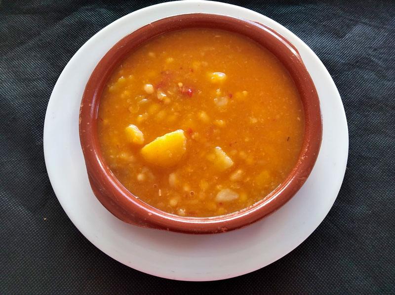 Fabada comidas para llevar en Caniles con La Cocina de Inma