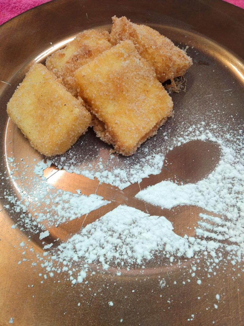 Postre casero para eventos comidas para llevar Caniles con La Cocina de Inma