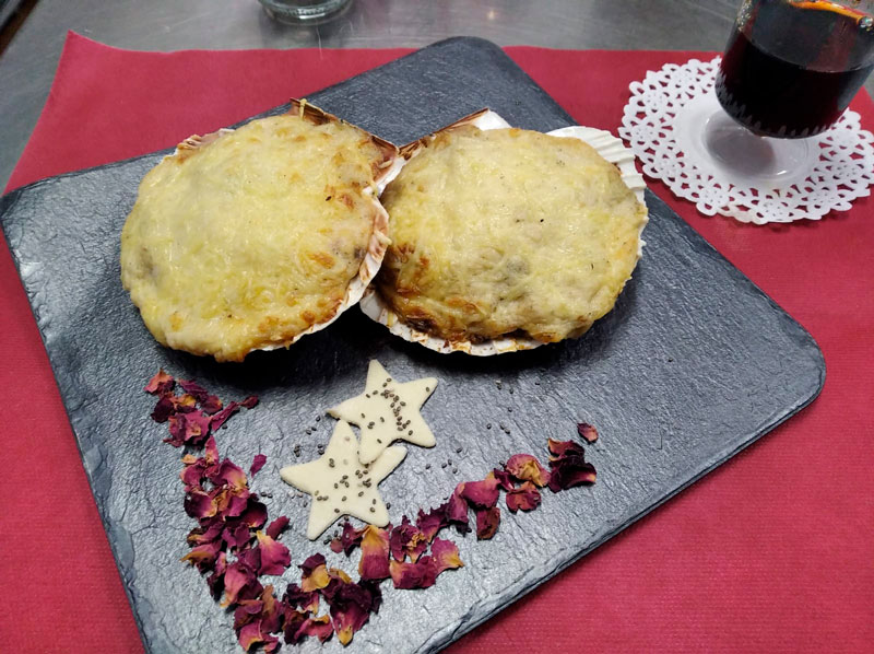 Zamburiñas comidas para lleva en Caniles con La Cocina de Inma